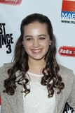 Mary Mouser Royalty Free Stock Photography
