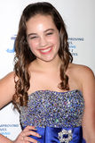 Mary Mouser arrives at the JDRF's 9th Annual Gala Royalty Free Stock Photography
