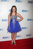 Mary Mouser arrives at the JDRF's 9th Annual Gala Stock Photo