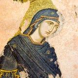 mary mozaiki dziewica Obraz Stock
