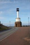 Mary Port Lighthouse Stock Afbeeldingen