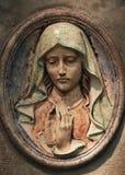 mary posągów dziewicy Fotografia Stock
