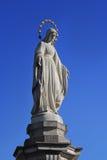 mary posągów dziewicy Zdjęcia Stock