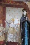 mary posąg zdjęcie royalty free