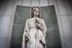 mary posąg Fotografia Royalty Free