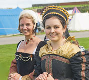 Mary Queen of Scots. Stock Photos