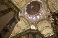 Mary queen of the world basilica, Montreal, Quebec, Canada Stock Image