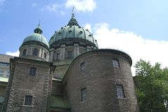 Mary, Queen of the World Cathedral in Canada Royalty Free Stock Photography