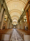 Mary Queen of the World Cathedral in Montreal Canada Royalty Free Stock Photography