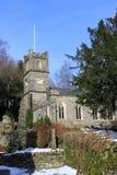 mary rydal s för kyrklig cumbria st uk Royaltyfri Foto
