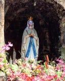 mary saint royaltyfri bild