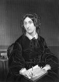 Mary Somerville royaltyfria bilder