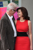 Mary Steenburgen,Ted Danson Stock Photos