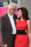 Mary Steenburgen,Ted Danson Stock Photo