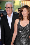 Mary Steenburgen,Ted Danson Royalty Free Stock Photo