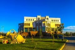Mary Turkmenistan Museum photos stock