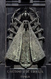 Mary Virgin στοκ εικόνα