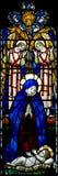 Mary z jej dzieckiem Jezus obraz royalty free