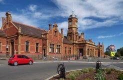 Maryborough Railway Station stock image