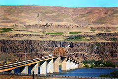 Maryhill Bridge Royalty Free Stock Photo