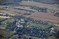 Maryhill Ontario, aéreo Foto de archivo
