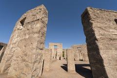 Maryhill Stonehenge immagine stock libera da diritti