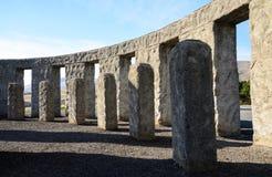 Maryhill Stonehenge Royalty Free Stock Photos