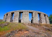 maryhillstonehenge Fotografering för Bildbyråer