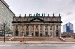 Maryjna królowa Światowa katedra Zdjęcia Stock
