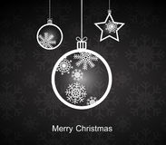 Maryjni Boże Narodzenia. Obraz Royalty Free