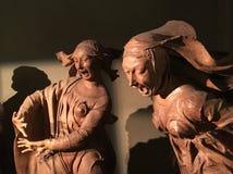 Maryjny i Maryjny Magdalene fotografia royalty free