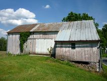 Maryland Barn During June Stock Photography
