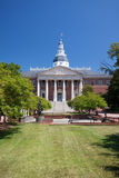 Maryland Capitol Stock Image