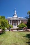 Maryland Capitol stock image