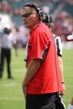 Maryland coach Randy Edsall Royalty Free Stock Photos