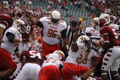 Maryland defenders stock images