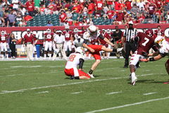 Maryland kicker Brad Craddock Royalty Free Stock Images