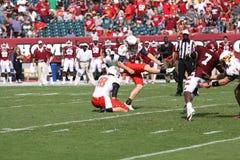 Maryland kicker Brad Craddock Royalty Free Stock Images