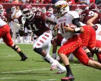 Maryland Quarterback # 11 Perry Hills Stock Photos