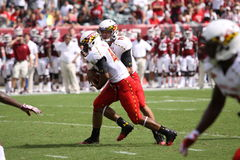 Maryland Quarterback # 11 Perry Hills Royalty Free Stock Images