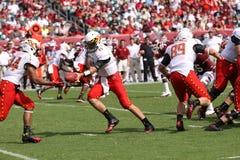 Maryland Quarterback # 11 Perry Hills Stock Photo