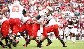 Maryland quarterback #11 Perry Hills Stock Image