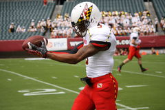 Maryland receiver#3 Nigel King Royalty Free Stock Images