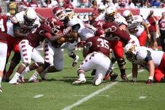 Maryland running back #44 Justus Pickett Stock Images