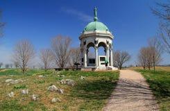 Maryland stan Monumentat Antietam Fotografia Stock