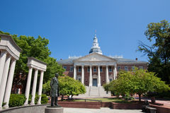Maryland State House, Annapolis stock image