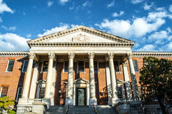 Maryland State House Stock Image