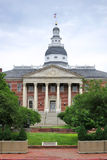 Maryland State House Capitol Building in Annapolis Stock Photos