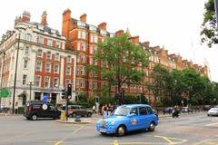 Marylebone Road London city England Stock Image