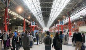Marylebone Station Royalty Free Stock Photography